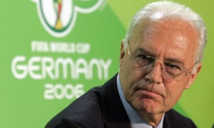 Franz Beckenbauer is being investigated under the Fifa code of ethics.