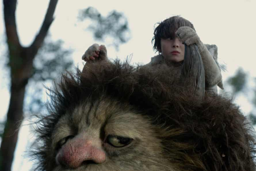 Max Records in Where The Wild Things Are.