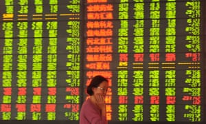 Woman share prices China