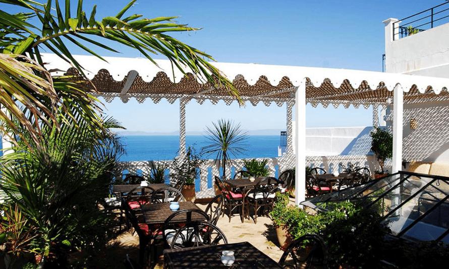 La Tangerina, Tangier