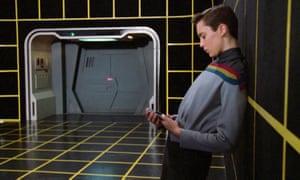 Holodeck in Star Trek: The Next Generation.