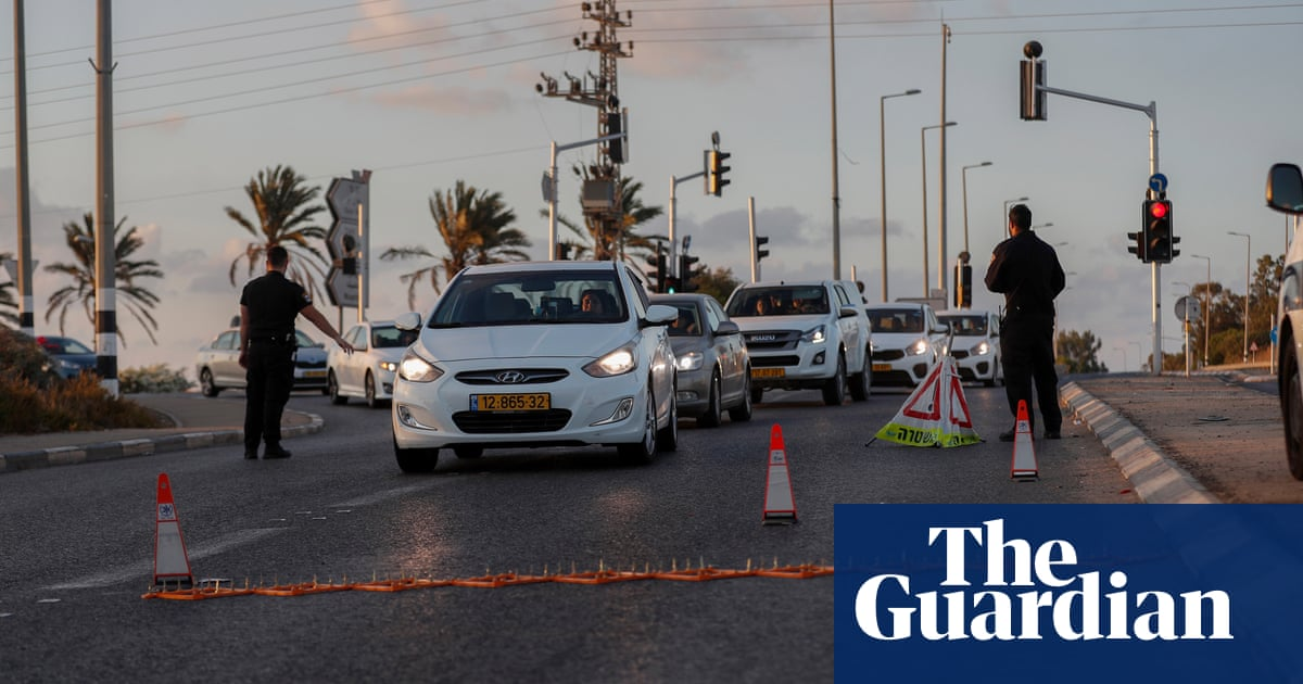 Israel catches two of six Palestinian militants who escaped from jail