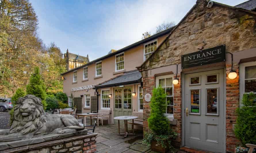 Kingslodge Inn in Flass Dale, near Durham.