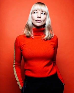 BBC Radio 2 presenter Sara Cox.