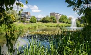 University Of Bath Education The Guardian