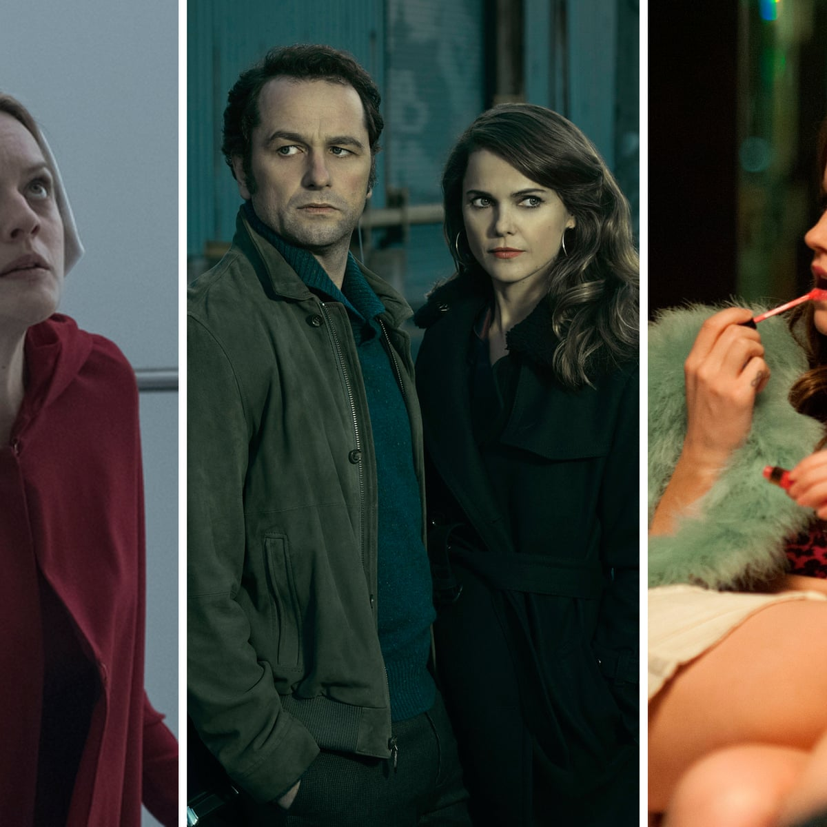 From The Americans To The Handmaid S Tale What S Streaming In Australia In May Tv Streaming The Guardian