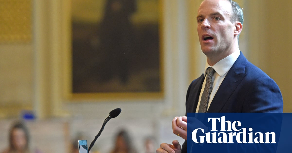 Accounts Posing as Dominic Raab and Liam Fox Among Twitter Takedowns