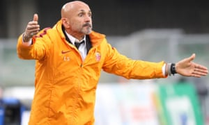 Luciano Spalletti has been linked with the Inter vacancy.