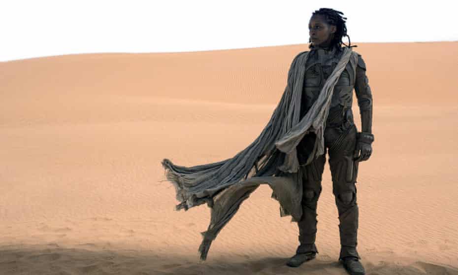 Dune, directed by Denis Villeneuve.