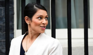 Priti Patel was quoted in 2013 suggesting the Department for International Development be scrapped.