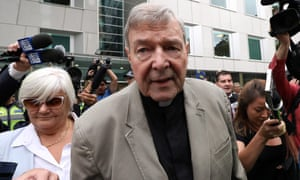 Cardinal George Pell is appealing his conviction for sexually abusing two Melbourne choirboys in the 1990s but will not seek a reduced sentence