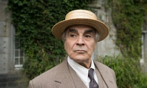 David Suchet as Dr Fagan in the new television adaptation of Evelyn Waugh's Decline and Fall