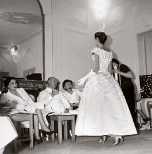 House Of Dior 70 Years Of Christian Dior Collections In Pictures Fashion The Guardian