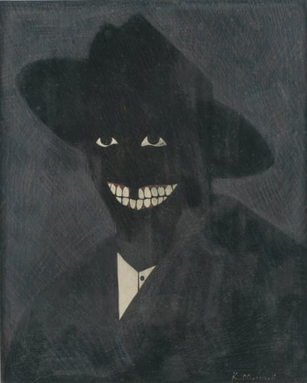 A Portrait of the Artist As a Shadow of His Former Self, 1980.
