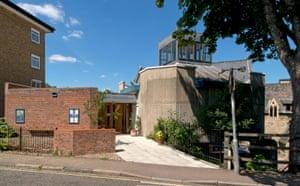 The Quaker Meeting House in Blackheath, London.