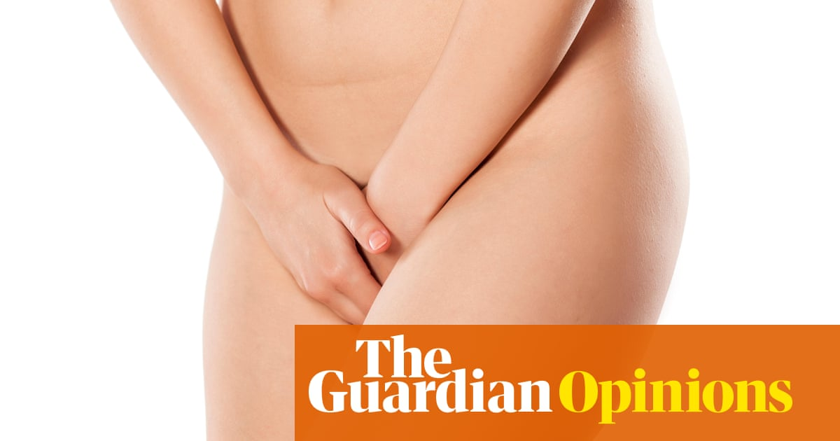 Repeat after me: vagina is not a dirty word | Nicola Heath