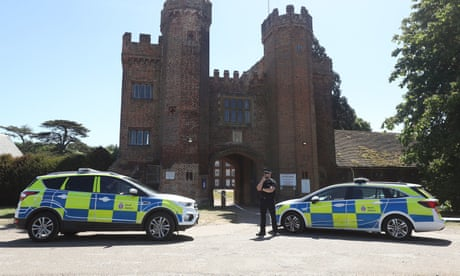 Police issue fresh appeal over death of man at Kent castle
