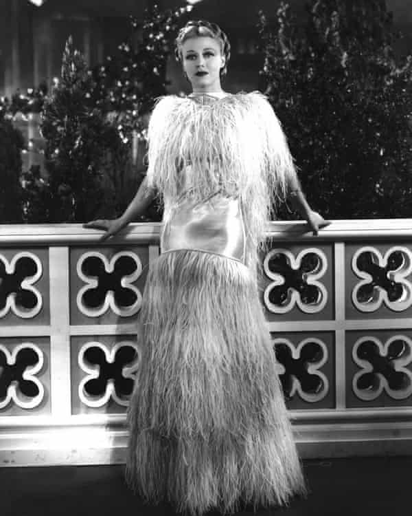 Ginger Rogers in Top Hat, 1935.