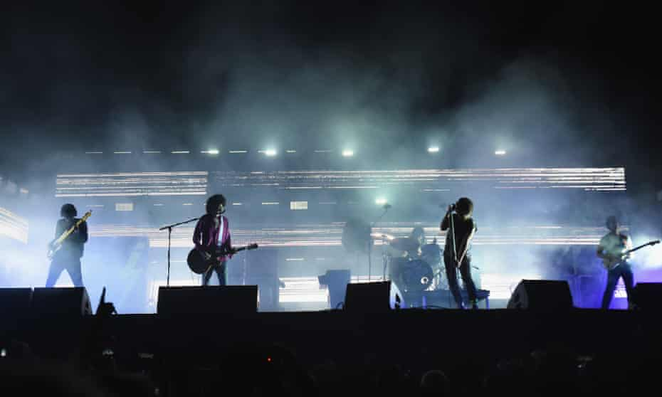 The Strokes became a potent signifier for the city of New York.