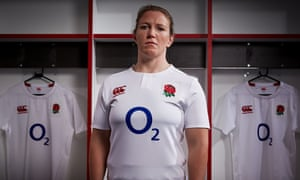 Rochelle Clark hopes to make her 114th England appearance when they play France at The Stoop on Wednesday.