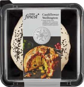 Tesco Finest Cauliflower Wellington