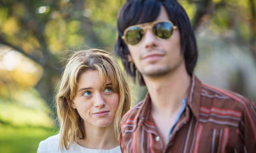 Deep south melodrama … Natalia Dyer and Devon Bostick in Summer of '72.