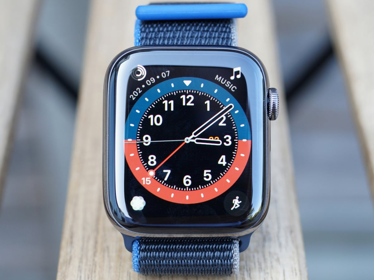 Apple Watch Series 6 review: faster, cheaper, still the best | Apple Watch | The Guardian