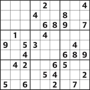 Sudoku4827easy