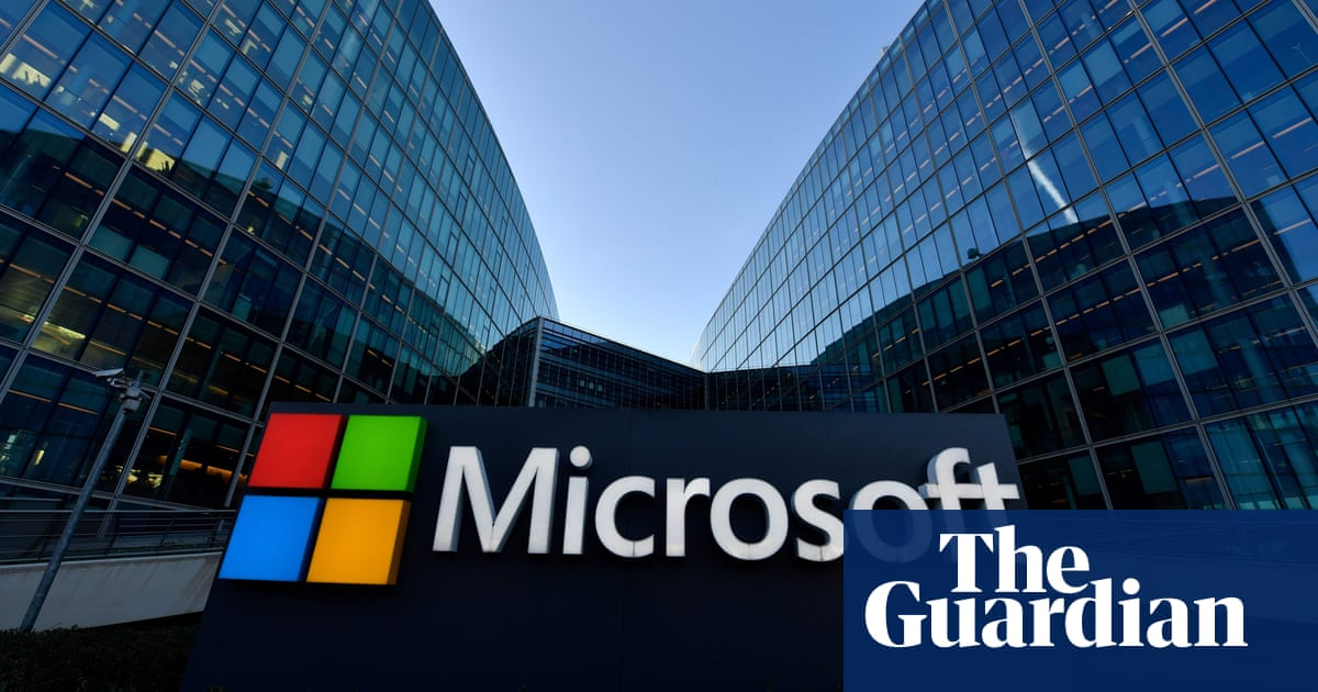 Global Microsoft outage brings down Office 365 Outlook and Teams – The Guardian