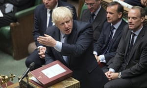Boris Johnson's 'ratings are not particularly strong overall, but he seems to be doing well at reaching out to his core supporters'.
