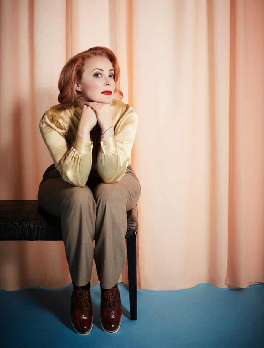 Emma Jane Unsworth as Bette Davis