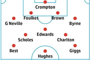 The Guardian's best XI of Manchester United academy players.