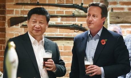 Asian billionaires embark on UK spending spree as pound nosedives