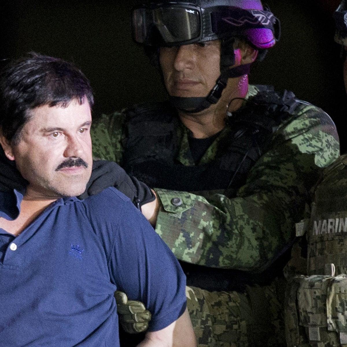 Authorities haven't found 'even a dollar' of El Chapo's $1bn drug fortune |  Joaquín 'El Chapo' Guzmán