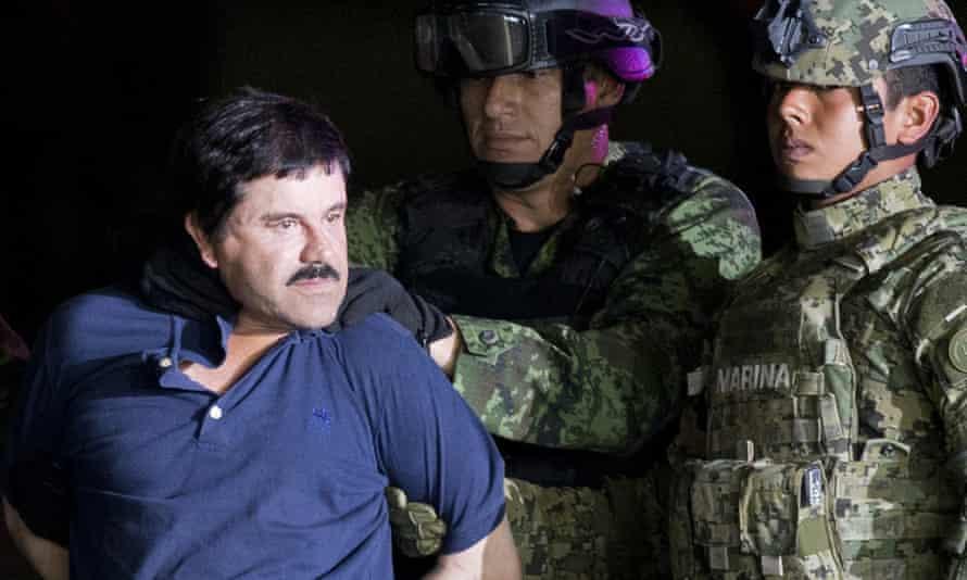 Joaquin 'El Chapo' has been held most recently in a prison near the northern border city of Ciudad Juarez.