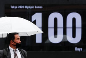 The countdown begins to the 2020 Tokyo Olympic Games that have been postponed due to Coronavirus