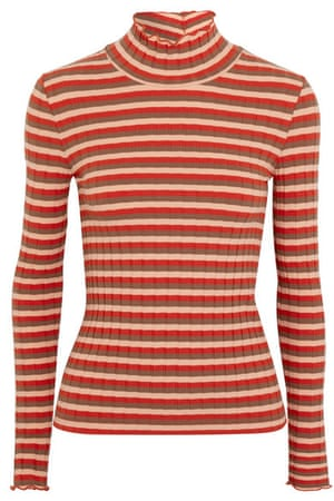 Polo neck, Madewell at Net-a-porter, £50