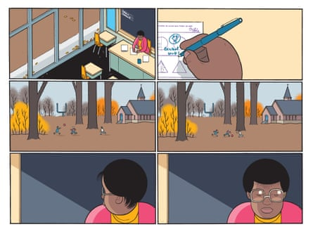 Rusty Brown by Chris Ware