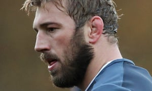 England's Chris Robshaw says of Australia: 'They wanted to come for a grand slam, they've been playing pretty good rugby and they are dangerous. We need to make sure we start the game well and then finish it off.'
