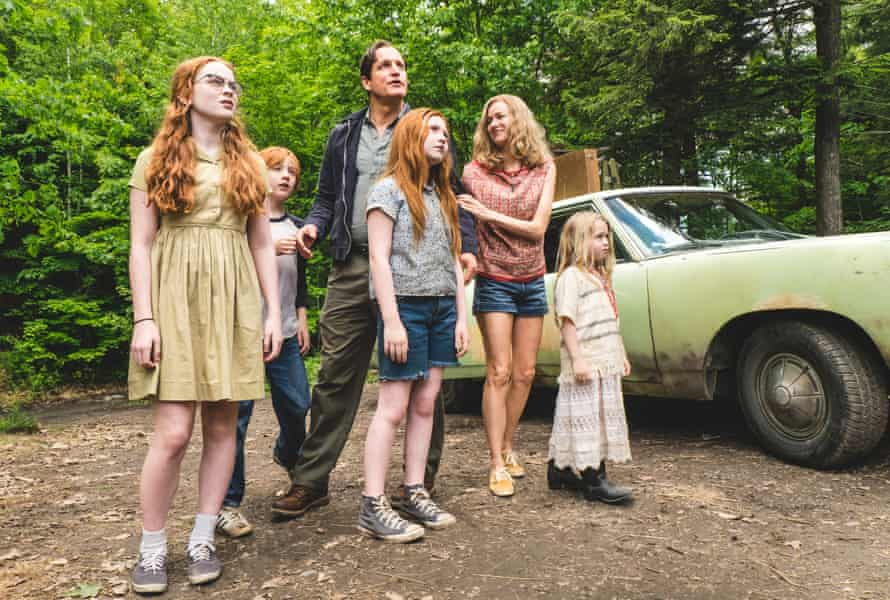 The 2007 The Glass Castle, with Woody Harrelson and Naomi Watts.