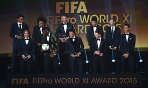 Fifa Team of the Year