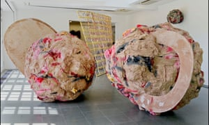 Phyllida Barlow's breakthrough came with her 2010 show at the Serpentine