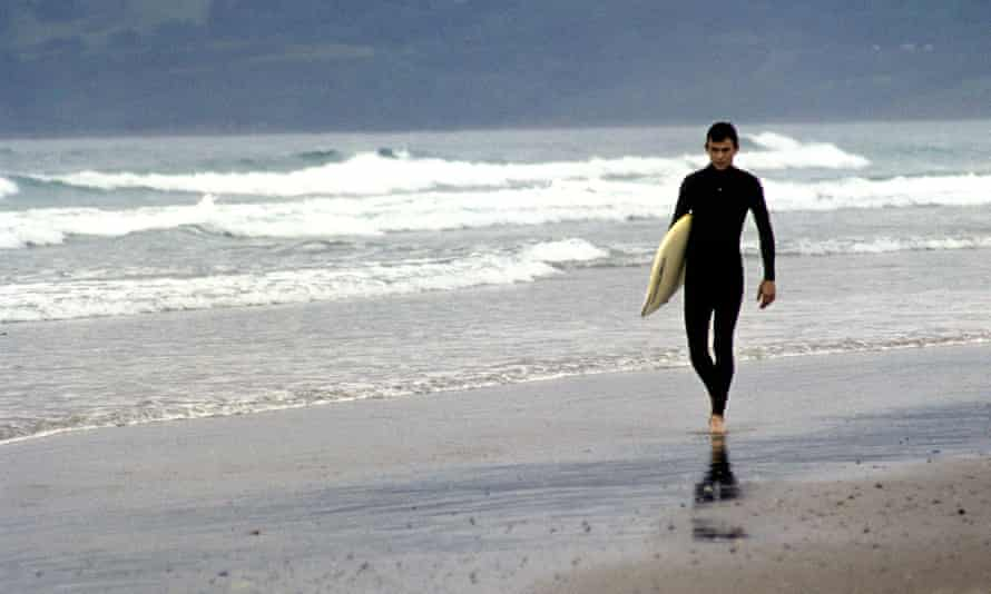 Surf's up: Hell s Mouth beach near Abersoch