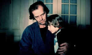 All work and no play ... The Shining.