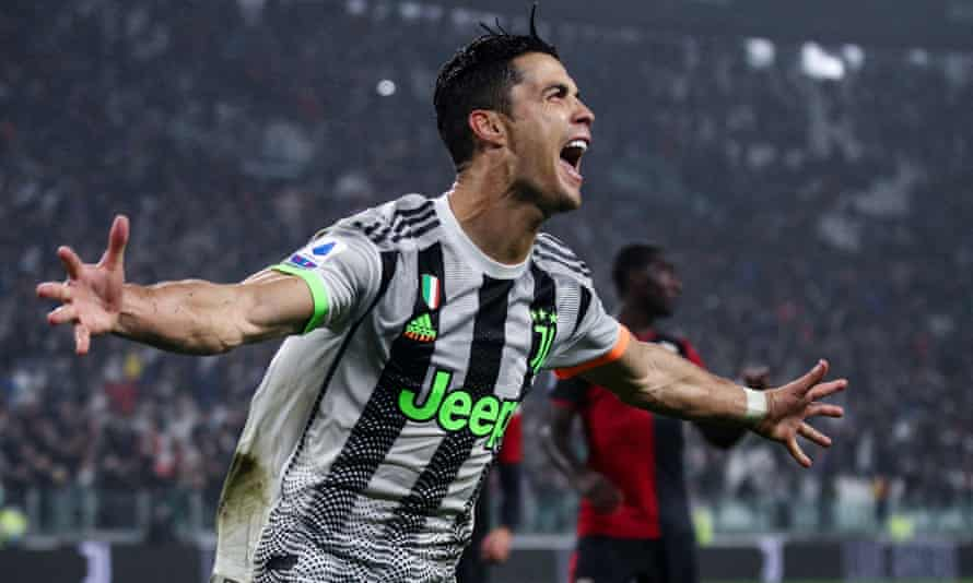 Cristiano Ronaldo scored 101 goals for Juventus but saw the club fall short in Serie A and Europe last season.