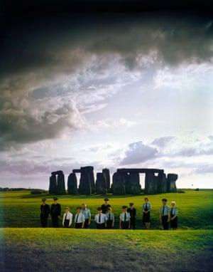 Staff of Stonehenge National Monument