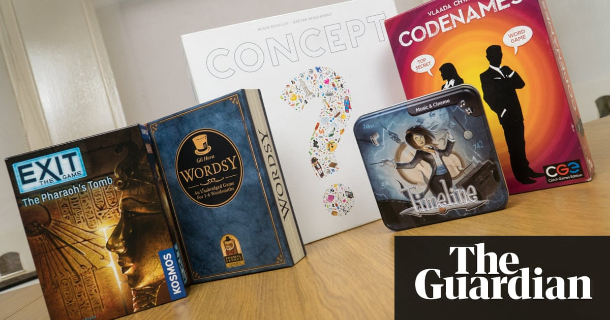 Let's roll: the best board games for Christmas 2017 | Life and style | The  Guardian