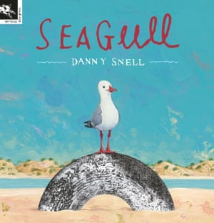 Cover image for picture book Seagull by Danny Snell