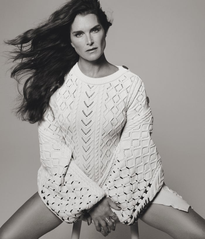 Brooke Shields: 'I got out pretty unscathed' | Fashion | The ...