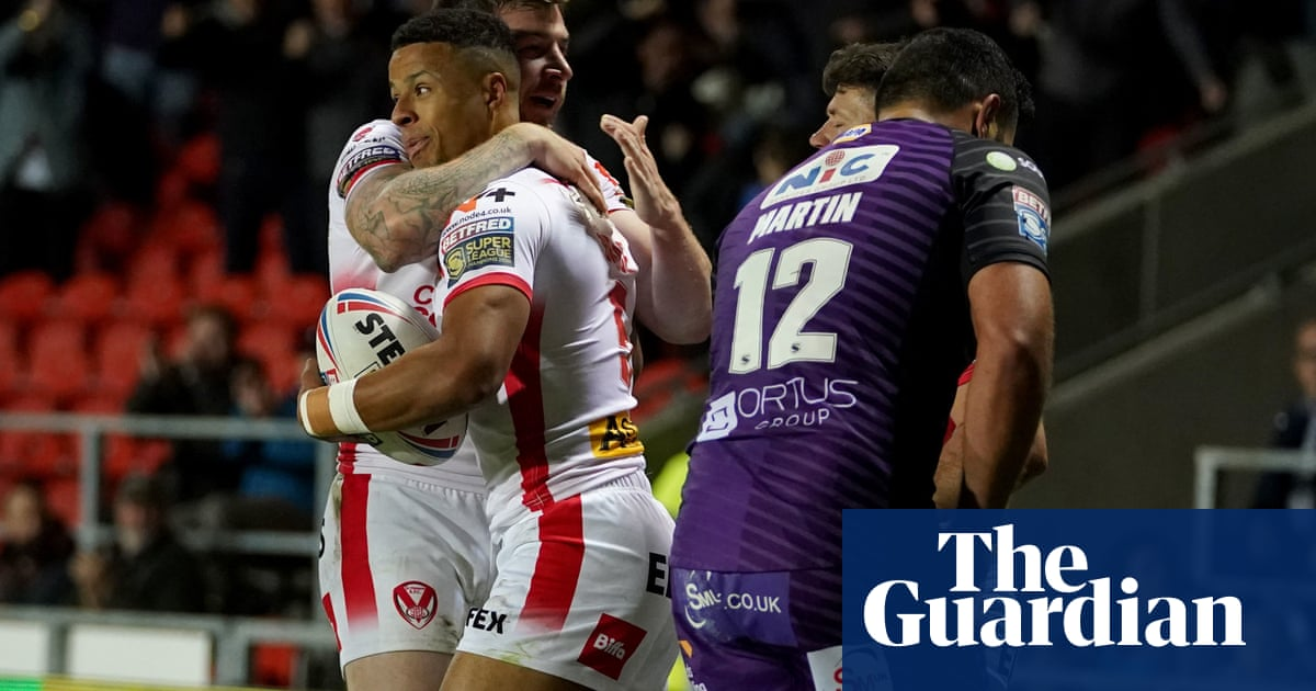 St Helens sweep Leeds aside to book final date with Catalans